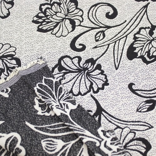 BDT02-0207 Flores Carvão (Sob. Tex.)