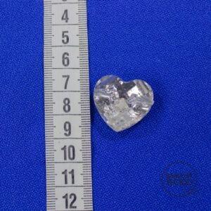 BTA12-0057 Coração Botão (Sob. Tex.)