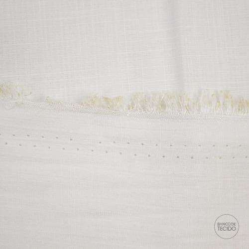 GEN03-0017 Slub Off White (Sob. Tex.)