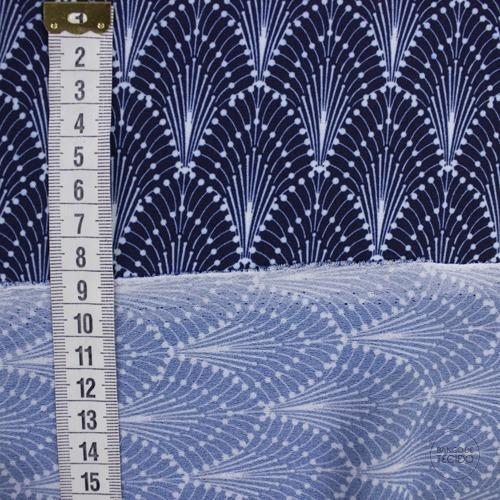 GEN03-0026 Pavão Azul (Sob. Tex.)