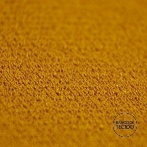 GEN05-0027 Crepe de Malha Scuba Ocre (Sob. Tex.)