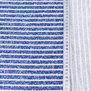 BDT07-0441 Malha Giz de Cera Azul (Sob. Tex.)