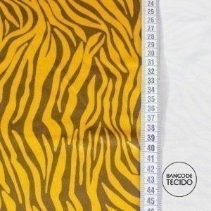 FAR05-0201 Malha Felpuda Tigresa (Sob. Tex.)